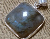 Labradorite in 925 Sterling Silver