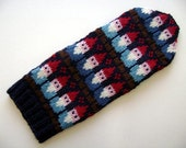 Gnome Mittens pattern