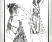 Stretch & Sew vintage Maui Dress pattern