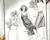 Stretch & Sew vintage Slips pattern