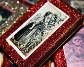 Mexican Wedding Favors Day of the Dead Matchboxes Quinceanera Gifts Destination Wedding Welcome Bag