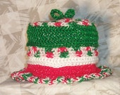 Holiday Bath Tissue Cover