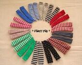 any 4 for 10 dollar only -- Knee High Socks for Blythe Momoko Pullip doll
