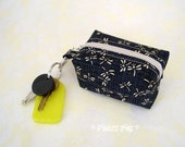 Little Boxy Mini Pouch - Dragonfly