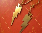 Quick Like Lightning earrings