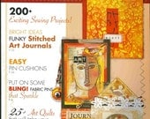 Sew Somerset Magazine creative sewing and mixed media