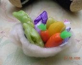 AikoandNanako - Yummy Miniature Food Summer Vegetables version by Polymer Clay -