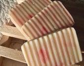 Energy- Uplifting Citrus Cold Process Soap Bar- Vegan