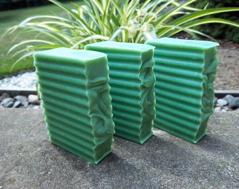 Vegan Rosemary Lemongrass Soap Bar- Cold Process