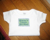 Custom Embroidered Gift for Baby Boy
