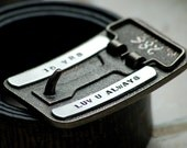 Customize Your Buckle Hand Stamped Personalization Birthdays Anniversaries Groomsmen Gifts Add On
