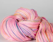 PandaToes Sock Yarn - Superwash Wool-Bamboo - 100g - Spring Forward In Style