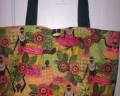 African Queen Tote Bag