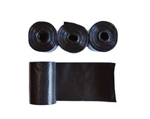 EXTRA Baggies On a Roll (4 pack) - for your Auto Trash Bag - Car Litter Bag