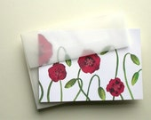 Red Poppies - Stationery (10/10)