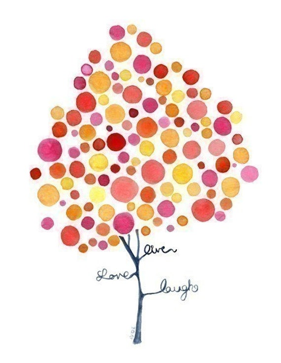 Pink Inspiration Print