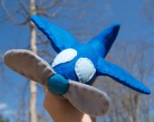 Plush Propellor Air Plane softie