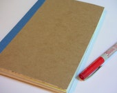 Recycled Pages Journal With Envelopes