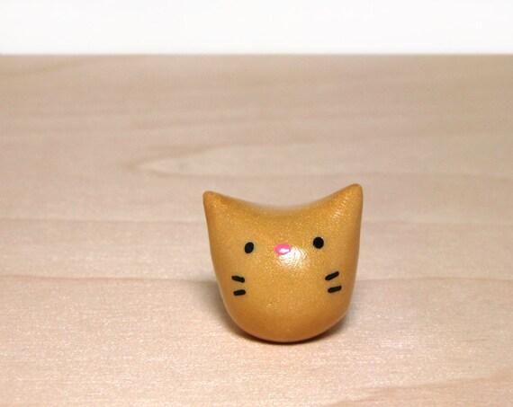 Lucky Gold Pocket Kitty