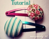 Start Crafting ASAP - - Emailed Tutorial - - Make Your Own Penny Hair Ponies and Kate Clips