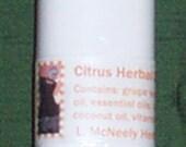 Citrus Herbal Deodorant