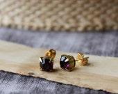 Amethyst Forgotten Earrings SALE