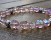 Pretty in Pink 80s Tribute Bracelet