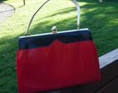 RESERVED for Martha vintage NATURALIZER handbag