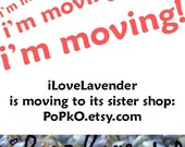 Fresh Dried Lavender Buds -moving to new shop-