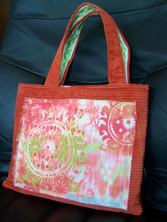 SALE Juicy Orange Tote Bag