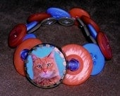 Tiger Cat Bracelet