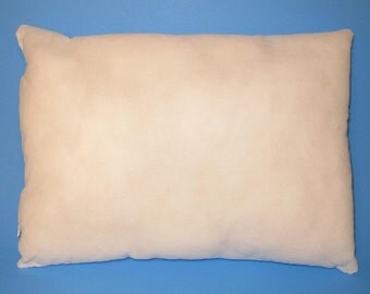 Pillow Form Insert 12 inch by 16 inch Pillow
