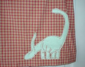 Dinosaurs are Now skirt (size 5)