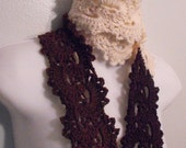CLEARANCE Scarf - Double Dipped Chocolate