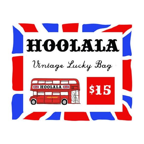 Vintage Fifteen Dollar Lucky Bag from Hoolala Vintage
