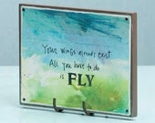 Your Wings Wall Art