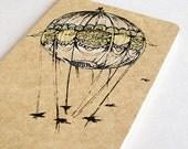 Balloons . Moleskin Journal . Pocket . Plain