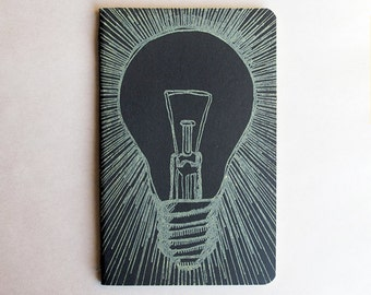 Point of Light Moleskine . Pocket Notebook . Plain
