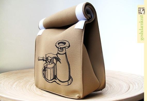 Espresso . Lunch Bag
