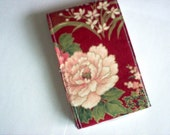 Flower covered Memo pad