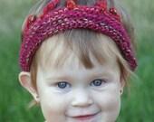 Contessa's Crown Knitting Pattern