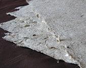 2 Sheets of Environmentally Friendly Fairly Traded Handmade Paper