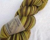 Superwash Sock Yarn in Locust