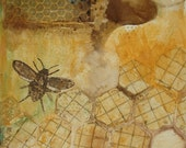 The Bee Totem Art Print