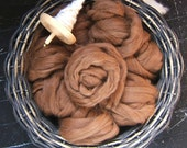 alpaca top - wool roving spinning felting