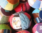 Wholesale Lot of 6 Sweater Balls
