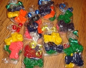 Tractor Crayons - 8 Assorted Packs