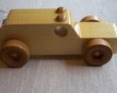 Wood Ambulance