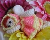Mary Melody Fairy Crochet Pattern
