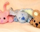 Lazy Days Crochet Pattern